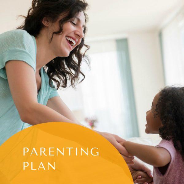 Preparation of Parenting Plan